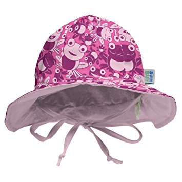 baby sun hats my swim baby sun hat, hopping holly, small XGSGRVG