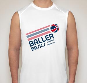 basketball t shirts baller basics QFFHFTQ