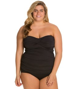 bathing suits for plus size ... plus size d-cup up swimwear XIHPIQG