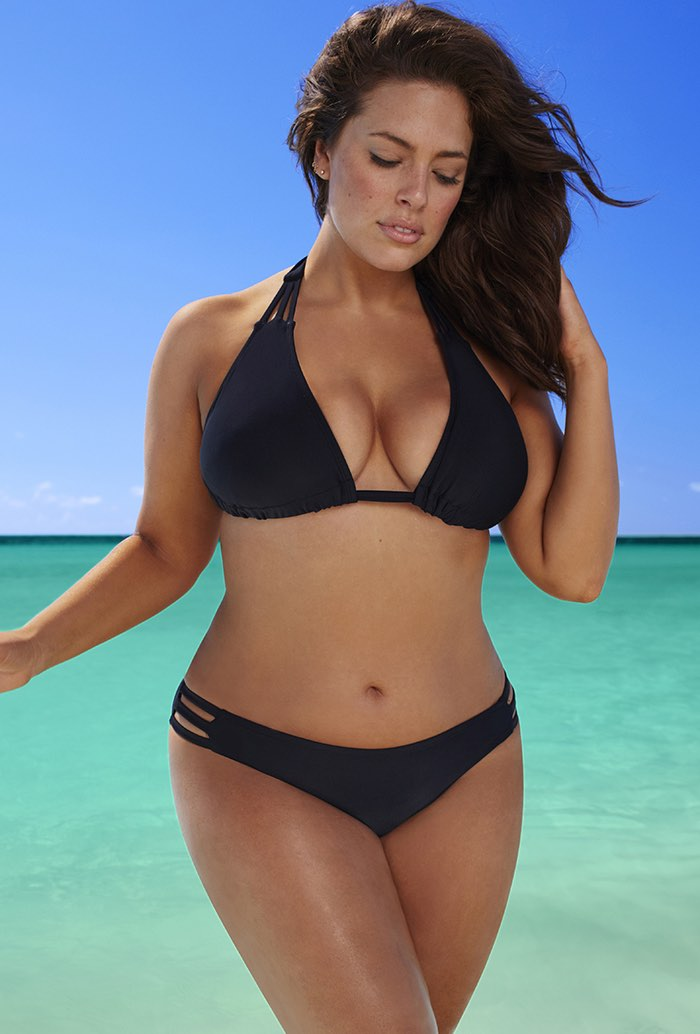 beach babe black bikini JMSETMV