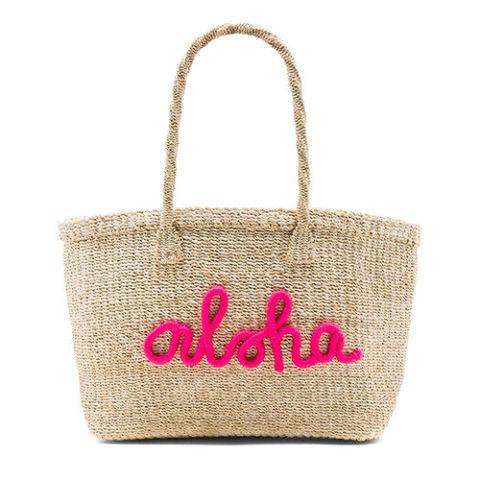 beach bag kayu x revolve aloha tote bag NAJZEHC