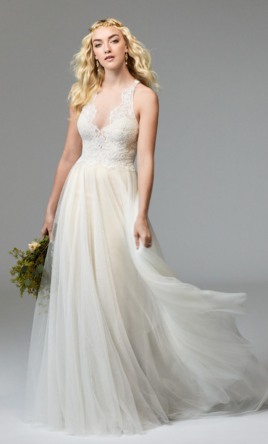 beach wedding dresses watters 57708 vira 12 OQFBHGP