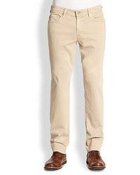 beige jeans JPBEBMK