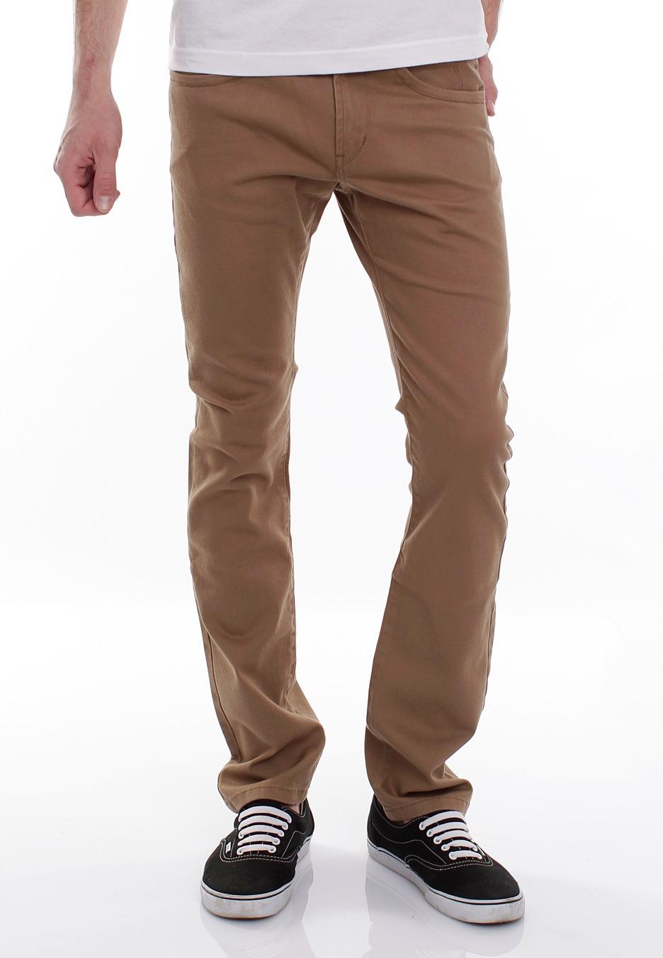 beige jeans reell - rocket beige - jeans - impericon.com worldwide TTJEMSI