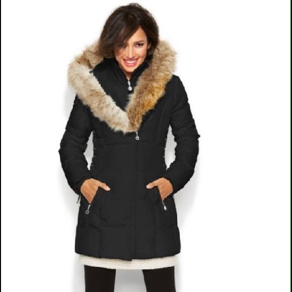 betsey johnson coats nwt betsey johnson faux fur coat XOTMLRA
