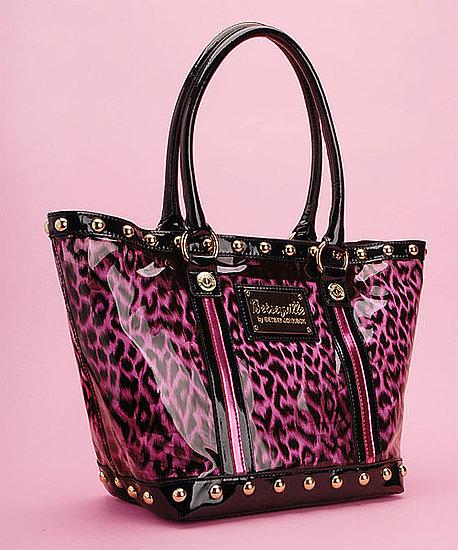 betseyville bags betseyville cheetah girl tote ATIEMEN