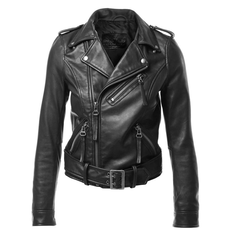 biker leather jackets ... the moto ... GDHPYWC