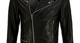 biker leather jackets viparo $550, available at viparo.com DFESGMZ