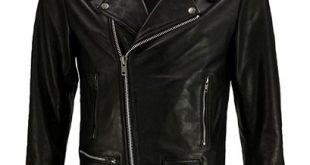 biker leather jackets viparo $550, available at viparo.com DFESGMZ