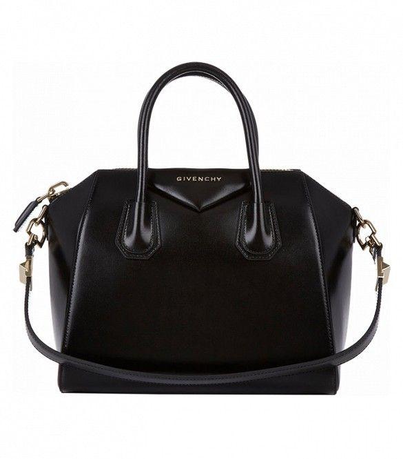 black bags givenchy small antigona duffel // black bag MTUYJFA