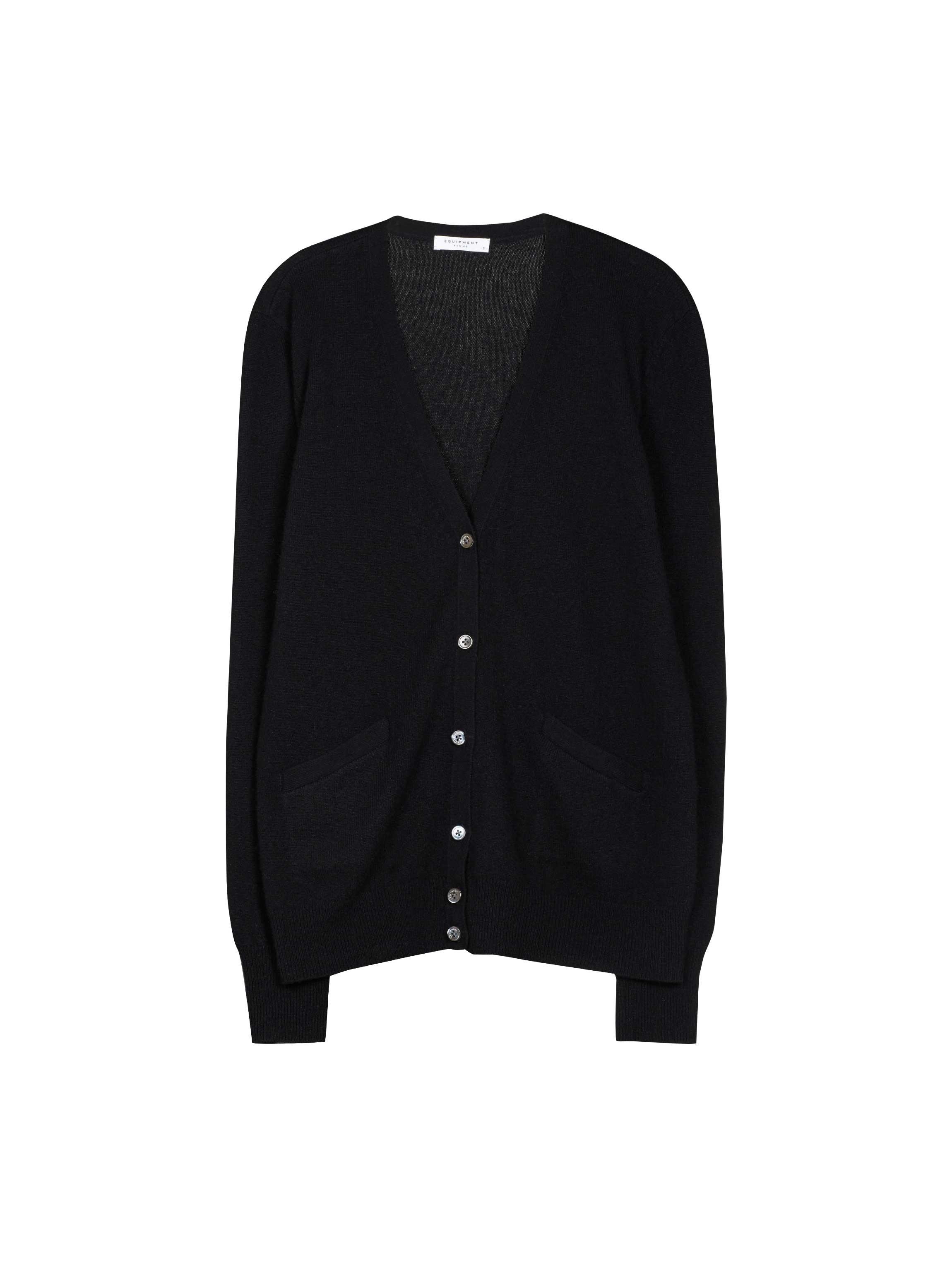 black Cardigan ... sullivan cashmere cardigan ... GHSFXFB