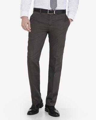 black dress pants slim photographer non-iron dress pant | express JBOKRMZ