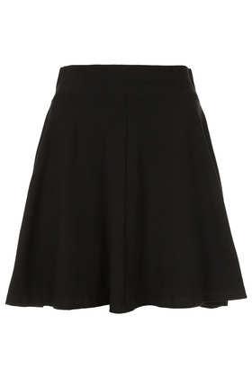 black high waisted skirt black high waist skater skirt - skirts - clothing - topshop VNTSPPM