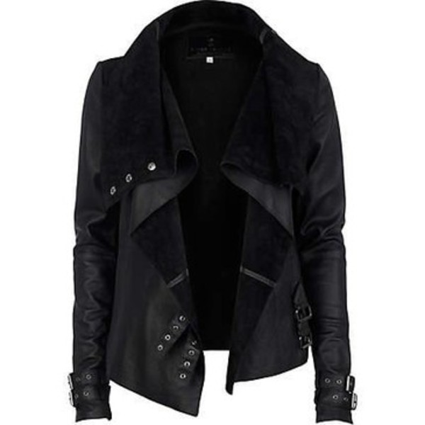black jackets for women jacket black leather leather jacket clothes leather QLYOKYG