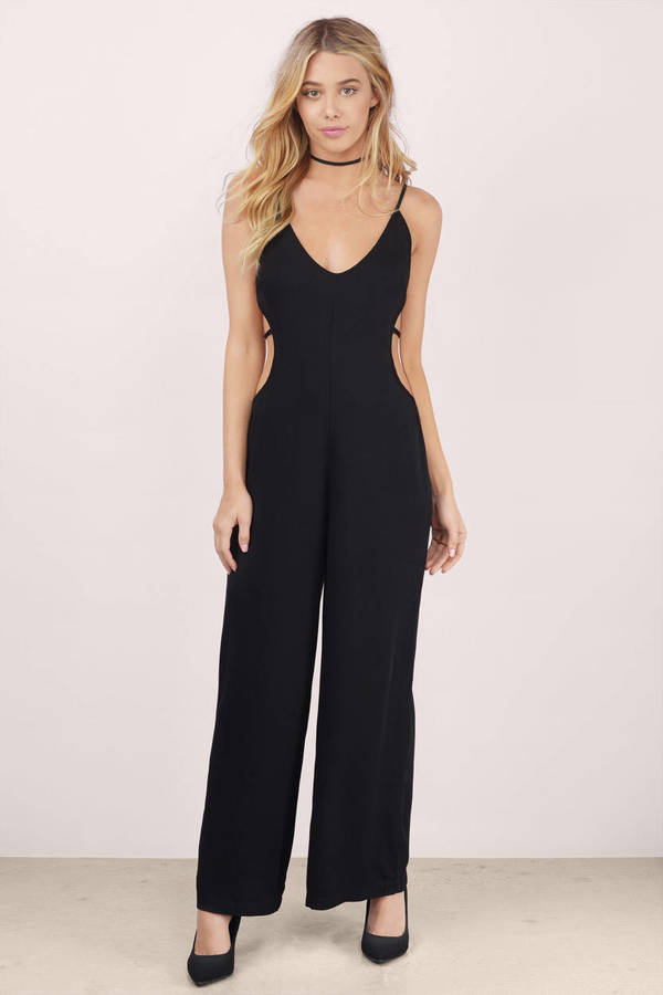 The perfect black jumpsuits for your body