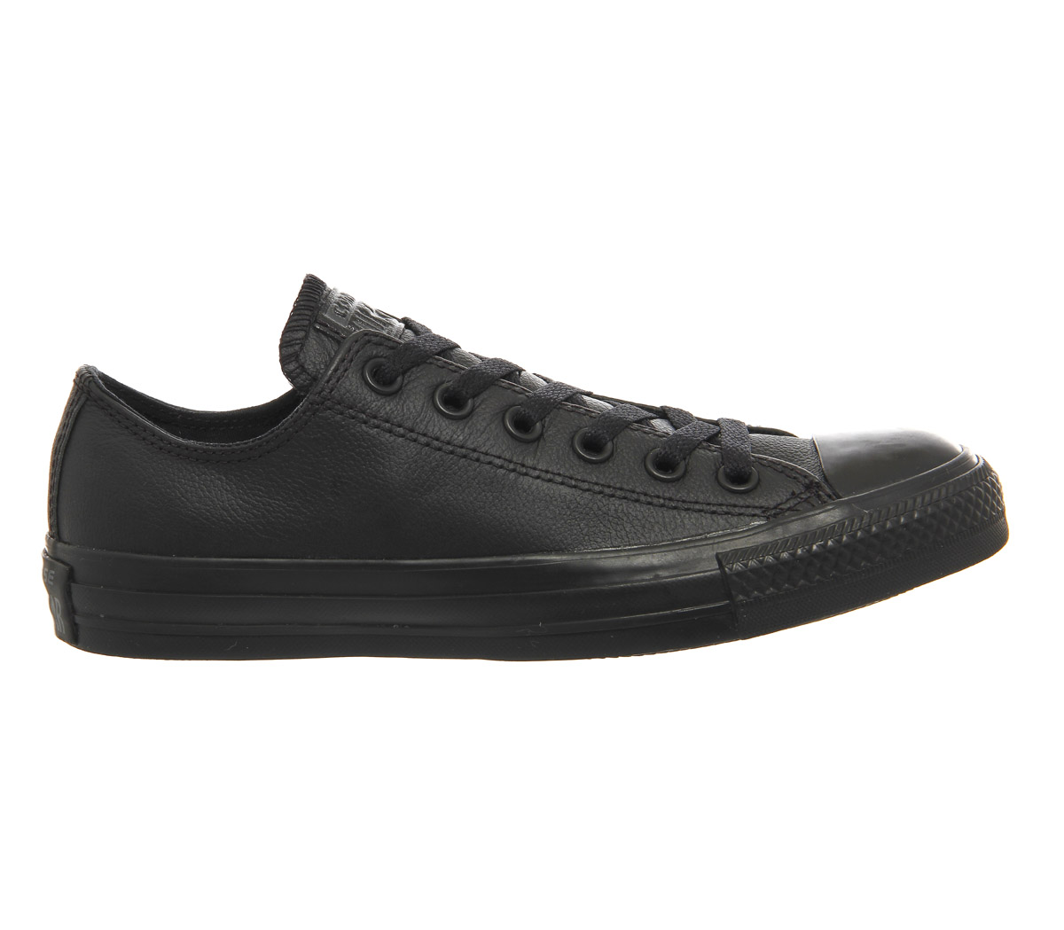 black leather converse all star low leather OVYMQDN