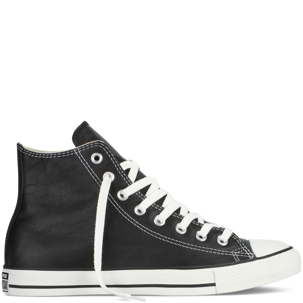 black leather converse chuck taylor all star leather black black IAVUFJQ
