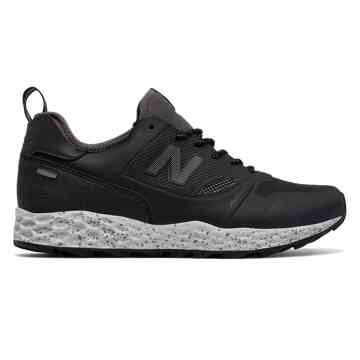 black new balance classic menu0027s shoes u0026 fashion sneakers - new balance QPVZXNO