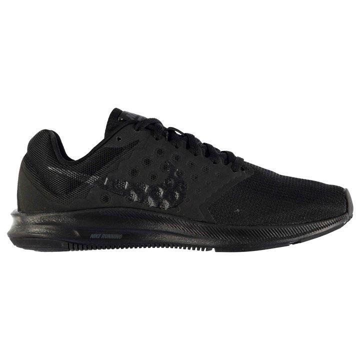 black nike trainers nike downshifter 7 mens trainers WYQBCLP