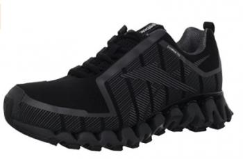Black Running Shoes 4 .reebok zigwild tr ii. a running lightweight shoe ... NLVTCGJ