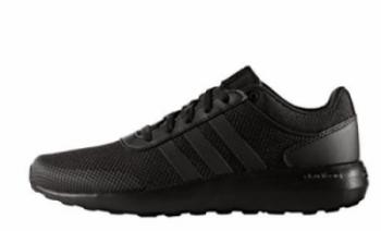 Black Running Shoes 5. adidas cloudfoam race SYIJDCP