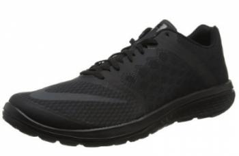 Black Running Shoes nike fs lite run 3 BJNNUTO