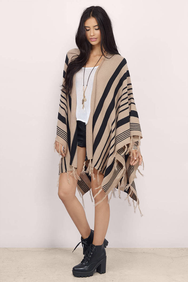 The cozy and comfortable blanket cardigan