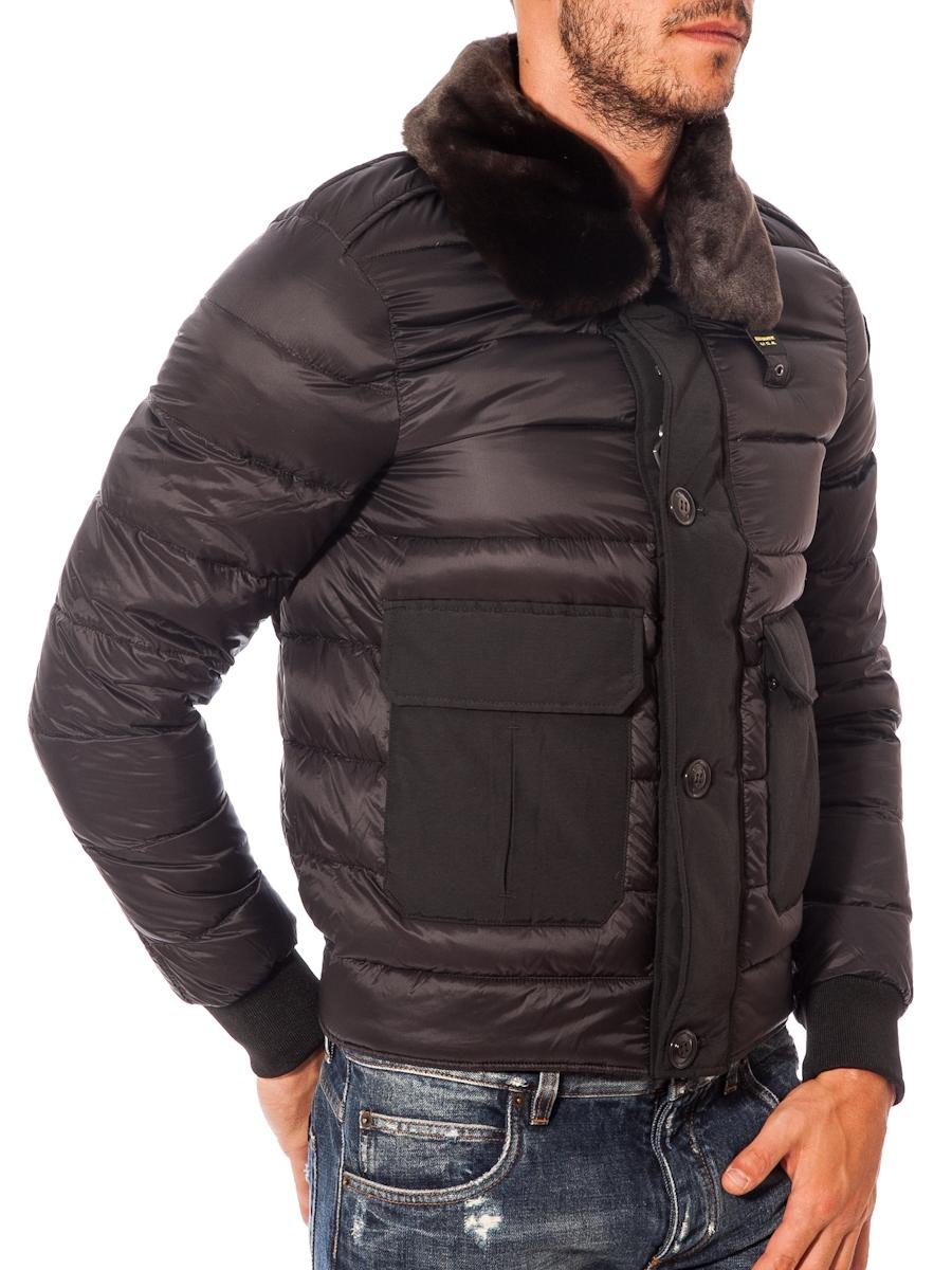 blauer jackets blauer jacket -10% man black friday 15wbluc03051-3214-999 WTSVQQO