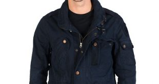 blauer jackets ... blauer - jackets - cotton multi pocket field jacket ... MEJVCAK
