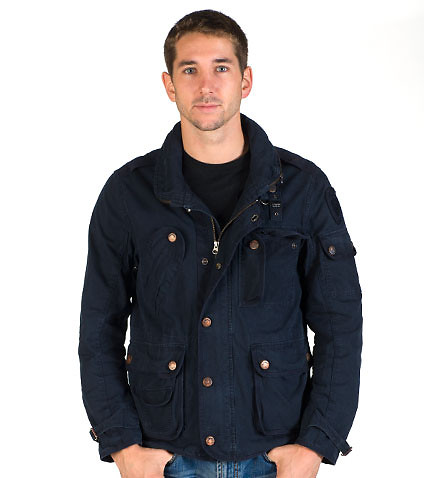 Get exotic and adventurous with blauer jackets