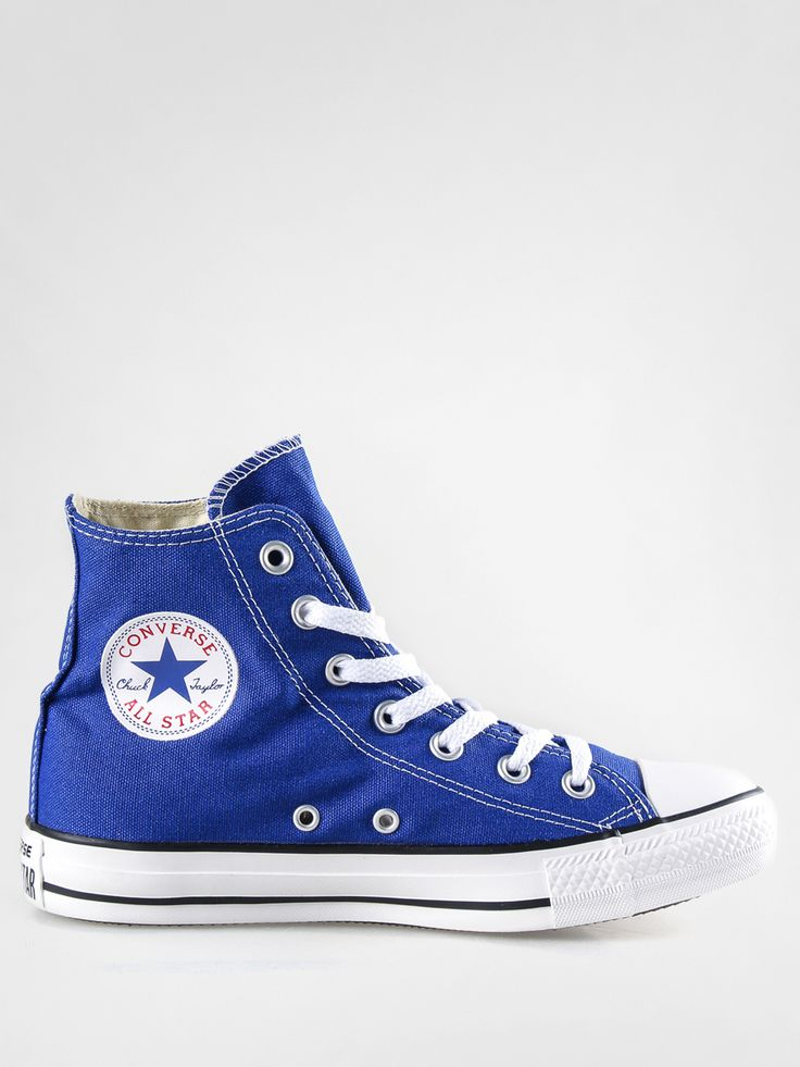 Blue Converse Shoes are the Latest Buzz!