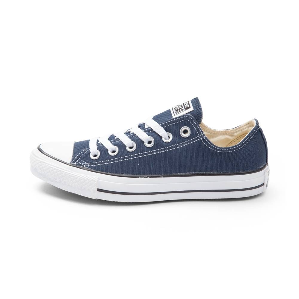 Blue Converse converse chuck taylor all star lo sneaker FYMOEBQ