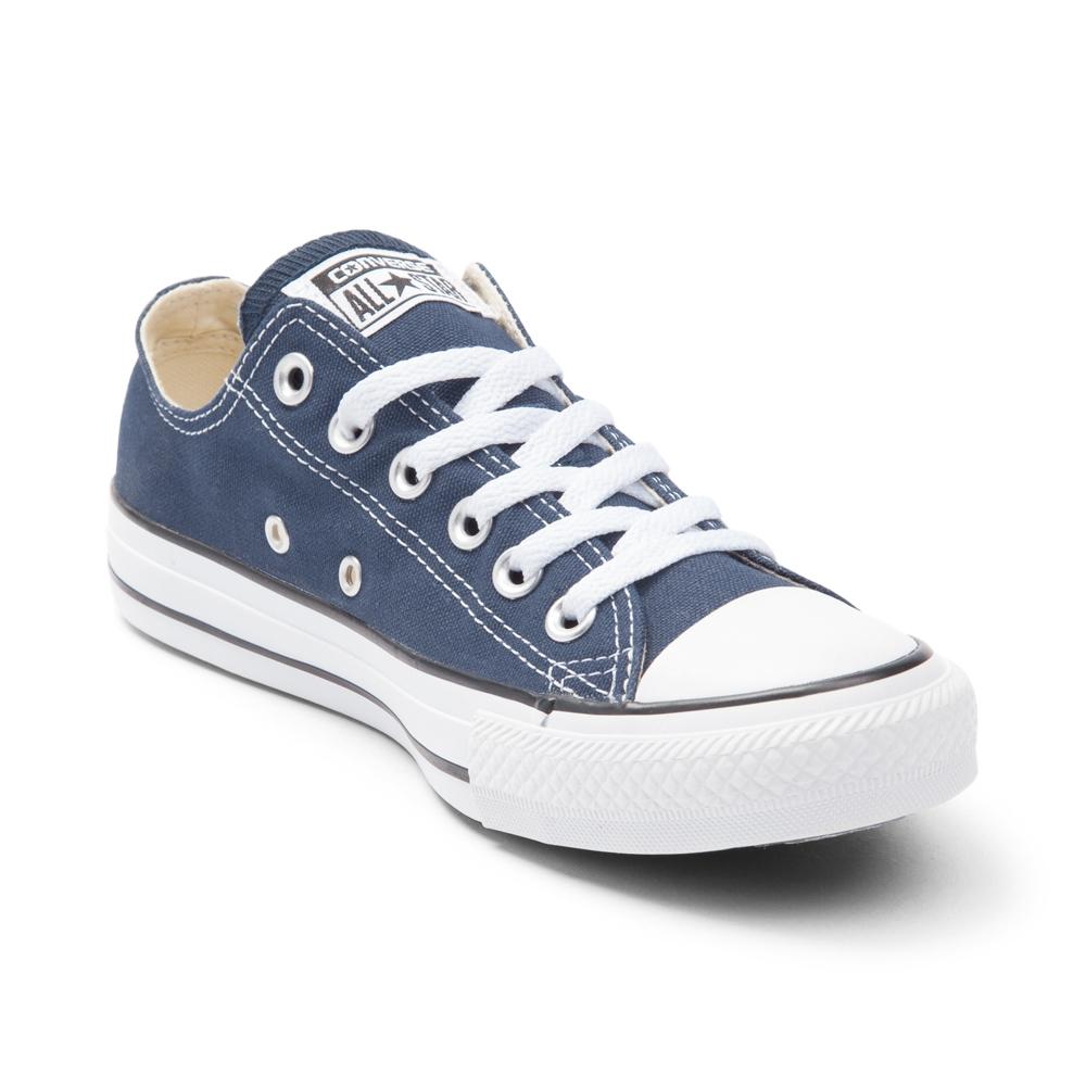 Blue Converse converse chuck taylor all star lo sneaker JOPFWTA