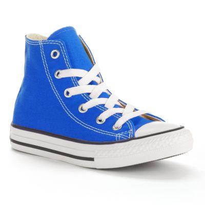 Blue Converse kidu0027s converse all star sneakers. soar blue fuchsia MSXXGUY