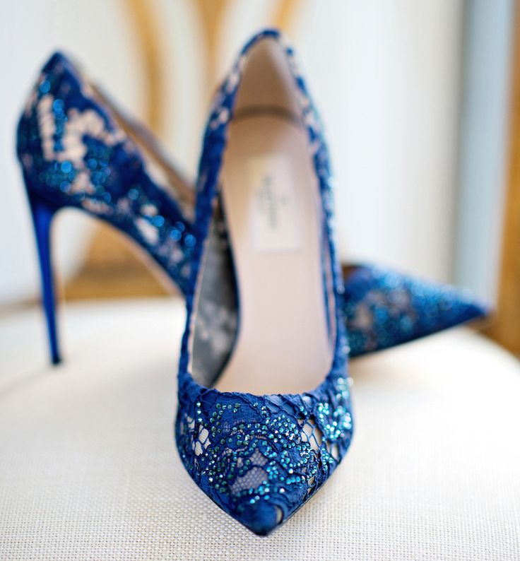 Blue Wedding Shoes 6 Beautiful Pairs Of Bridal Shoes In Shades Of Blue  WXGYMAF