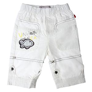 boboli *submarine* boys white pants LAUAJAK