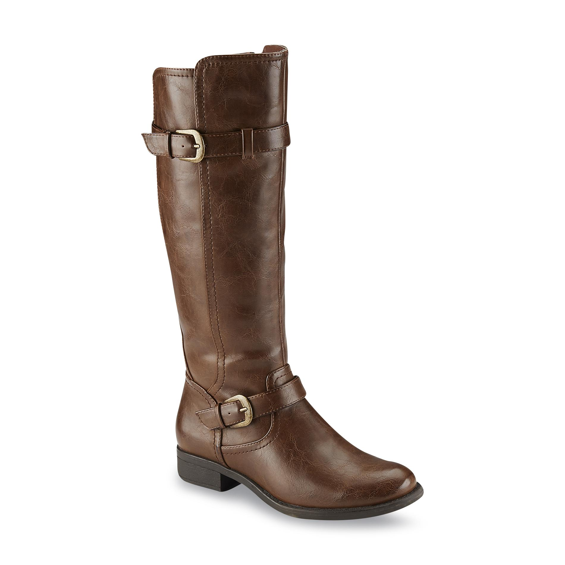 boots women therashoe womenu0027s julia brown riding boot - shoes - womenu0027s shoes - womenu0027s HMXWRTK