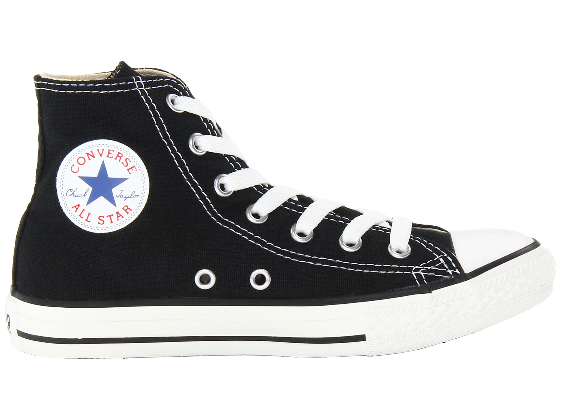 black converse high tops kids