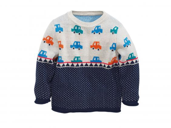 boys jumpers this is an adorable little crew neck jumper for boys aged three months to TZCGMHL
