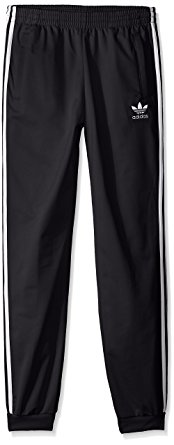 boys track pants adidas originals boysu0027 superstar track pants, black, x-small MCLXWAC