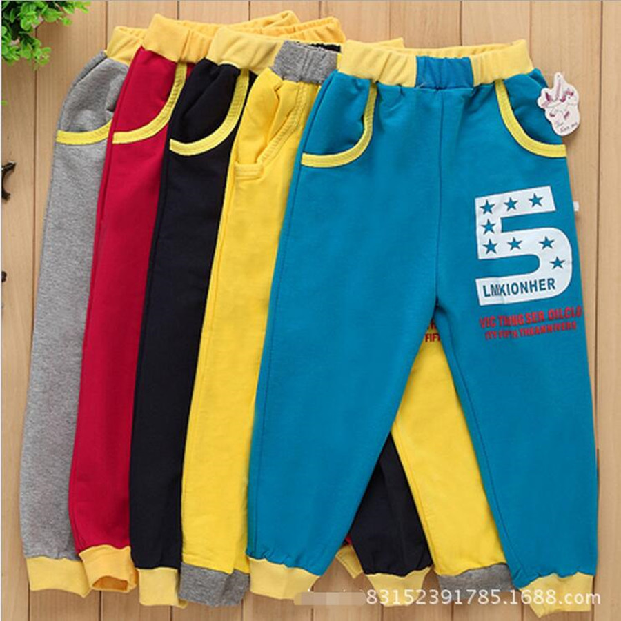 boys track pants children clothing 2 5t casual sport pant leisure track pants boys pants  kids CTOIQNJ