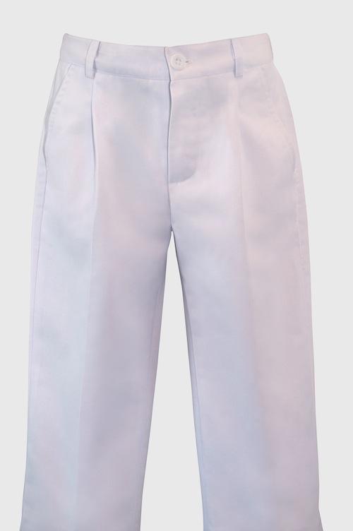 boys white pants boys white dress pants WQEZBZJ