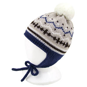 boys winter hats catya *sam* boys wool hat TRBBMWY