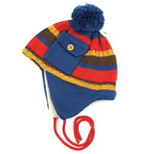 boys winter hats deux par deux *mammouth2* boys wool hat GDPRRUN