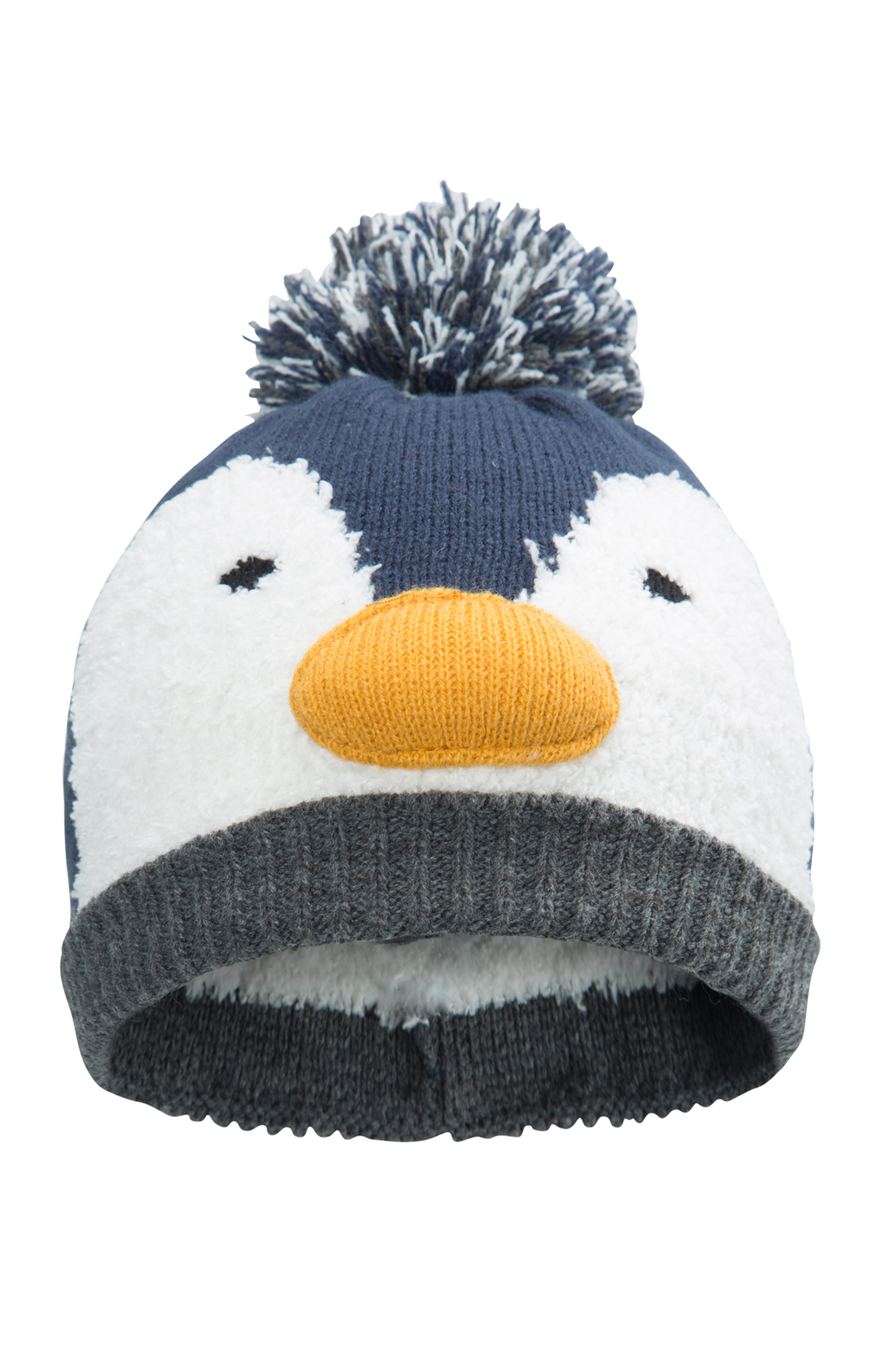 boys winter hats penguin kids hat ODBLEJF