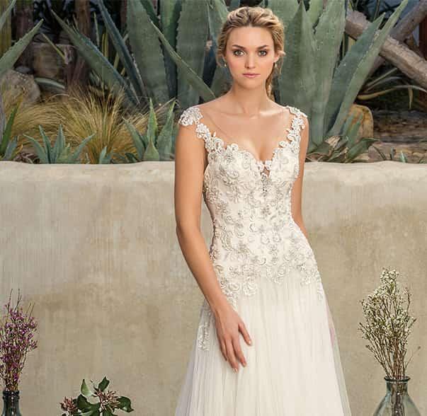 bride dresses casablanca bridal PPFONEM