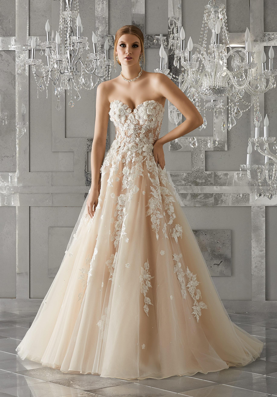 bride dresses morilee wedding dresses ... KWHYBMF