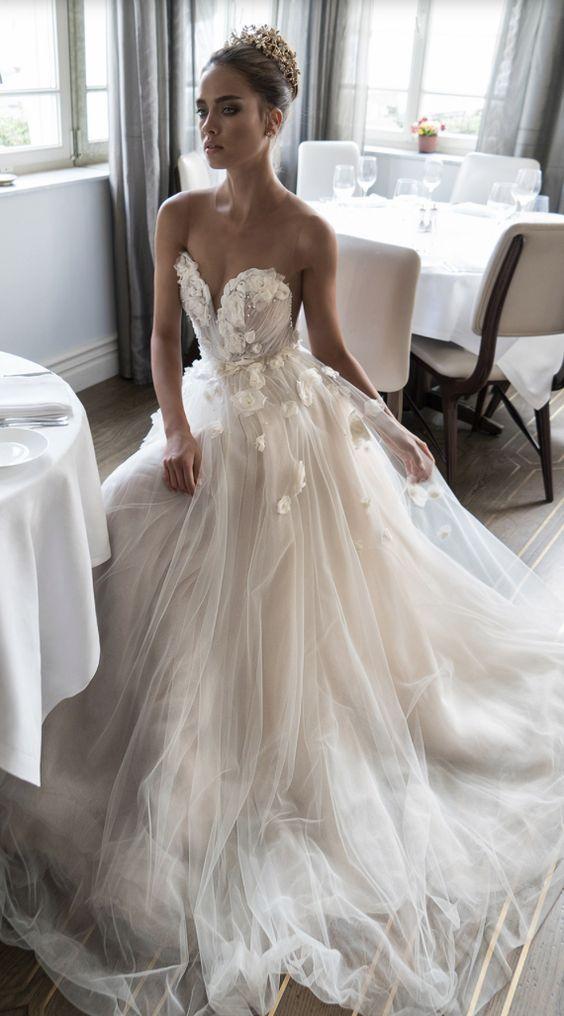 bride dresses wedding dress inspiration - elihav sasson LSVGUAY