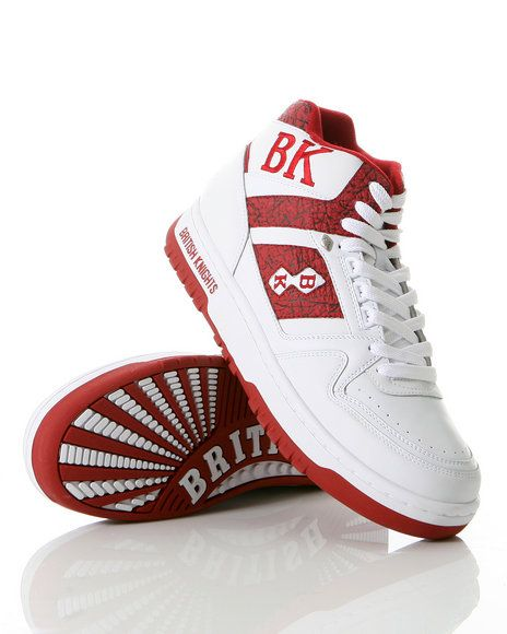 british knights sneakers british knights kings sl from pickyourshoes.com | knight, british and 80 s MLDNJOK