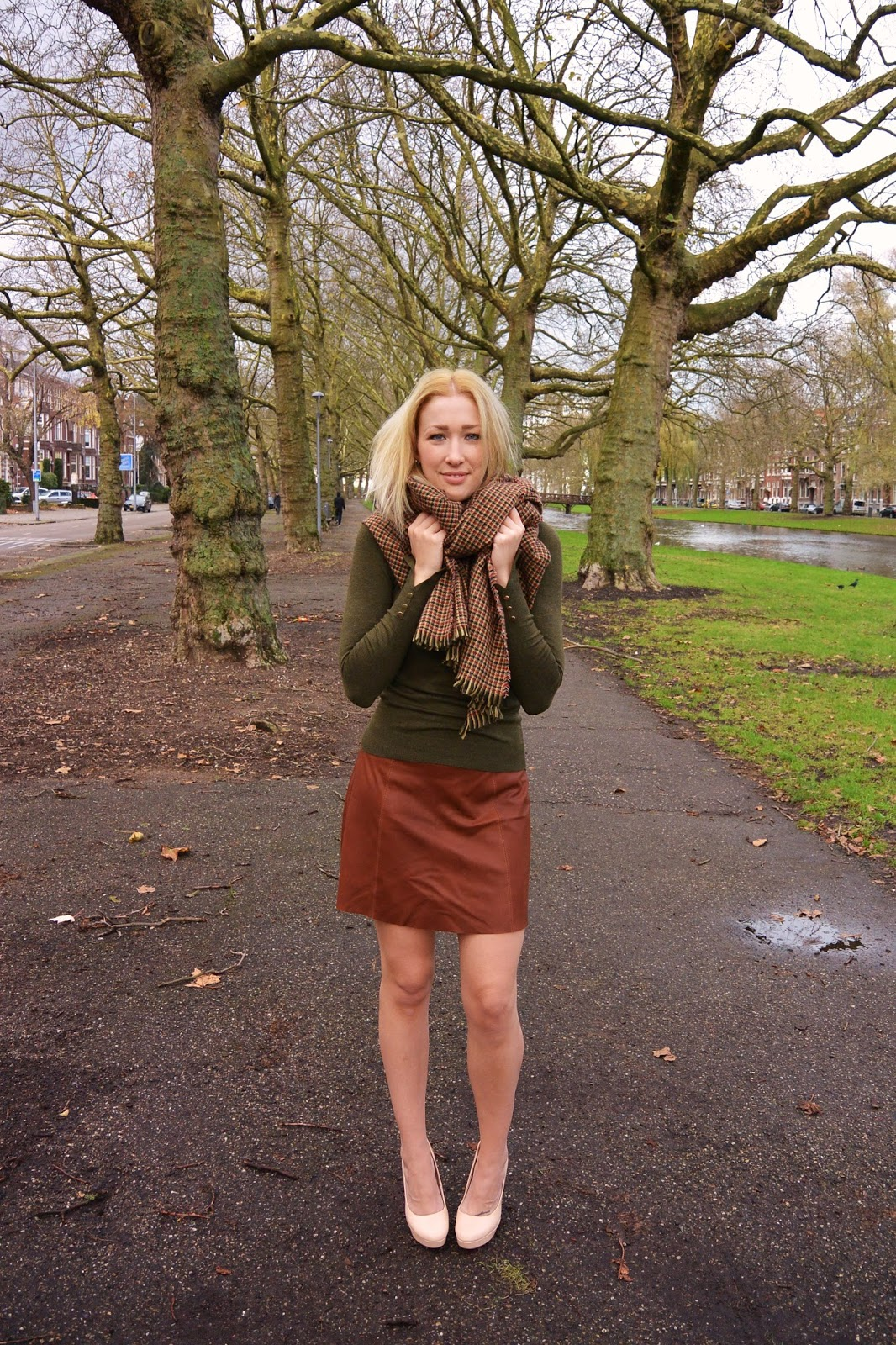 brown leather skirt - modern skirts blog for you DBDGMYH